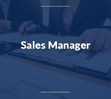 App Developer Sales Manager