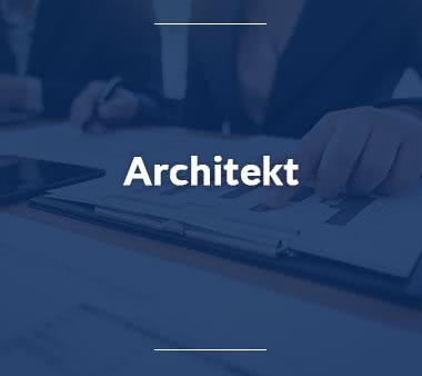 Architekt Pharmareferent