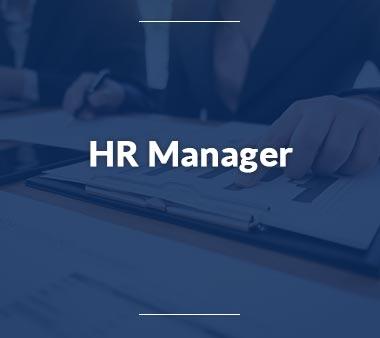 Bürokauffrau Bürokaufmann HR Manager