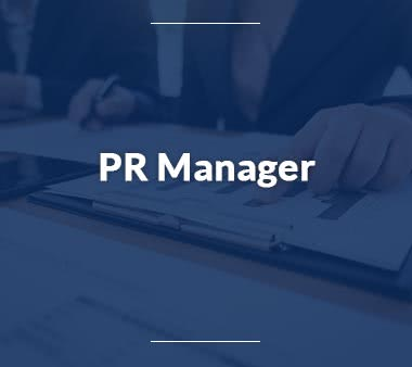 Industriemechaniker PR-Manager