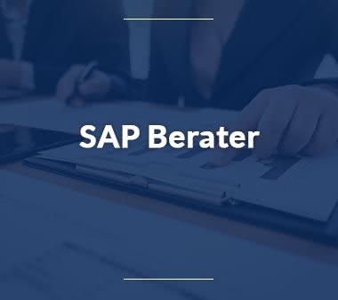Konstrukteur SAP Berater