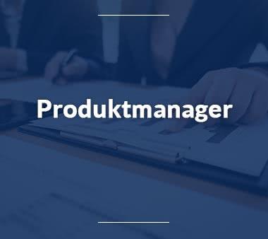 SAP Berater Produktmanager