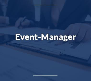Wirtschaftsinformatiker Event-Manager
