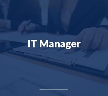 Supply Chain Manager IT Manager