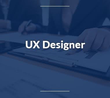 UX Designer Jobs