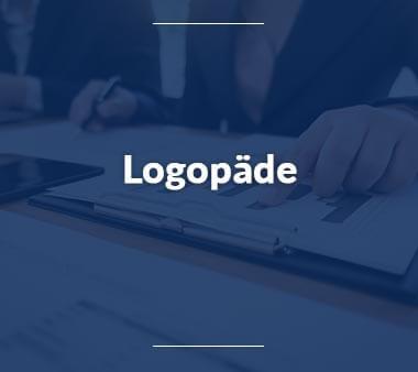 Logopäde Jobs