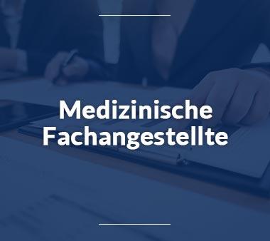 Logopäde Medizinische Fachangestellte