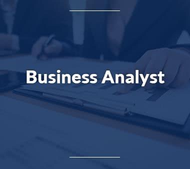 Recruiter Business Analyst