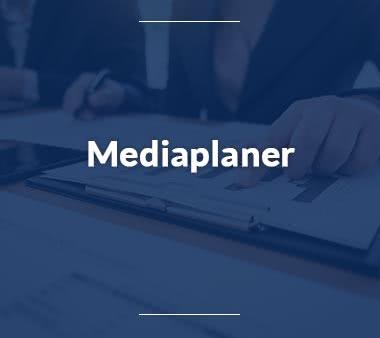 Referent Mediaplaner
