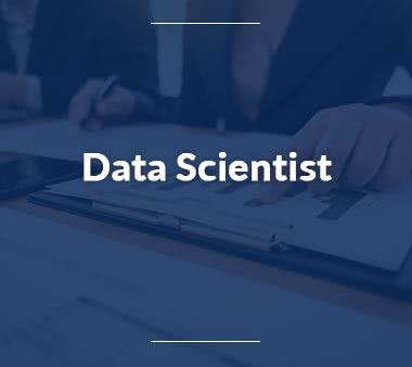 SPS Programmierer Data Scientist