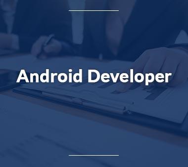 Android Developer Bürojobs