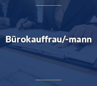 Bürokauffrau Bürokaufmann Bürojobs