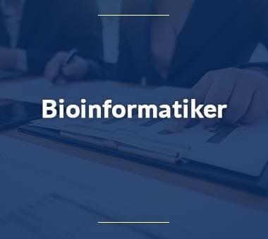Bioinformatiker Bestbezahlte Berufe
