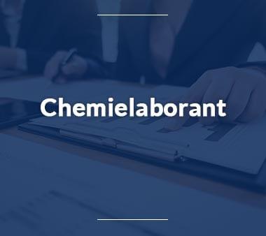 Chemielaborant Ausbildungsberufe
