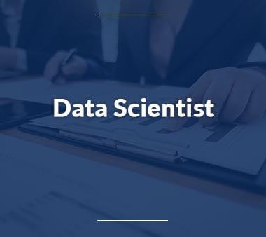 Data Scientist Bürojobs