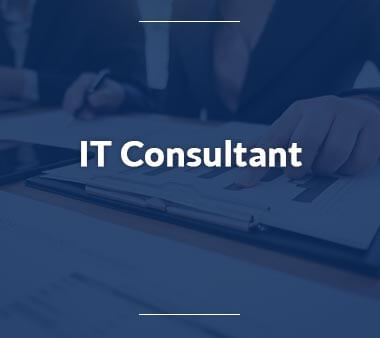 IT Consultant Bürojobs