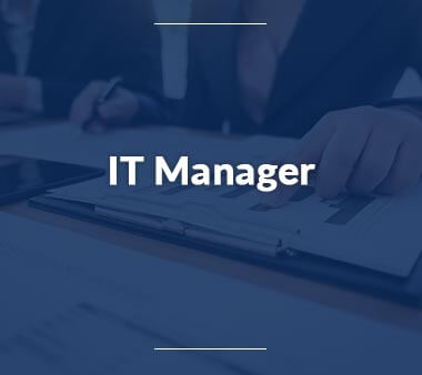 IT Manager Bestbezahlte Berufe