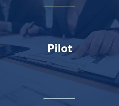 Pilot Berufe mit Zukunft