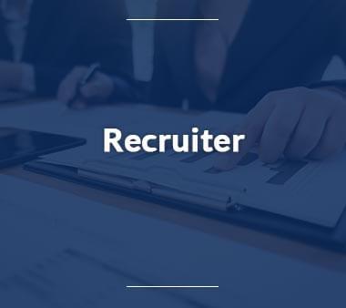 Recruiter Bürojobs