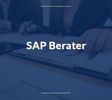 SAP Berater IT-Berufe