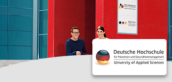 Deutsche Hochschule für Prävention Übersicht