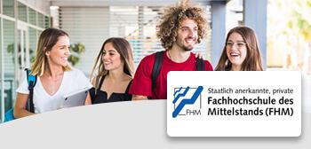Fachhochschule des Mittelstands FHM Überblick