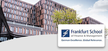 Frankfurt School of Finance Übersicht