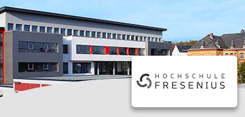 Hochschule Fresenius Übersicht