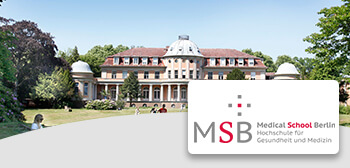 MSB Medical School Berlin Übersicht