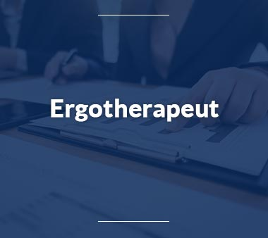 Pfleger Ergotherapeut