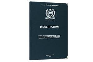 Studieren mit Fachabi Dissertation drucken