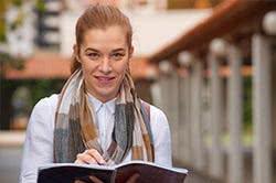 Bewerbungsunterlagen Motivationsschreiben Stipendium
