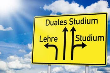 Studienformen Duales Studium