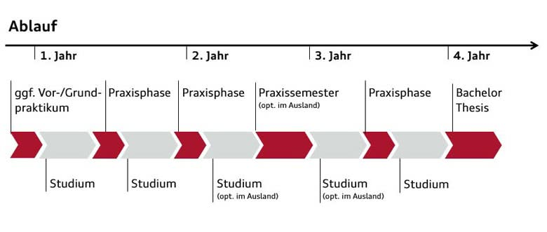 Duales Studium bei Audi