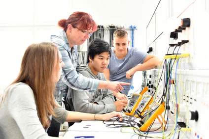 Elektrotechnik Studium mit Bachelor of Engineering B. Eng.