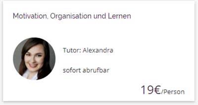 Online Kurse Organisation Tutor