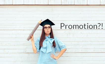 Dauer Promotion
