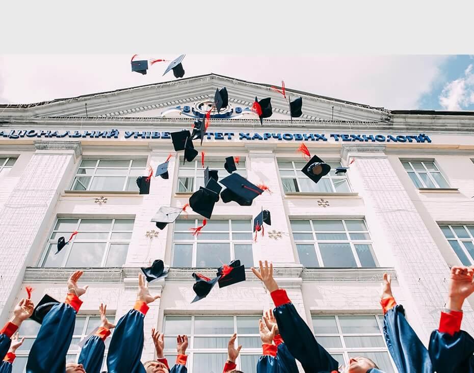 Hochschulabschluss Bachelor of Laws